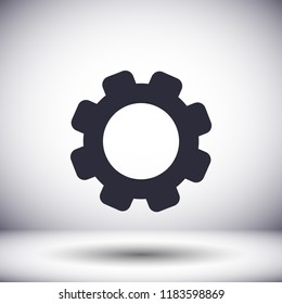 SETTINGS icon  vector 10 eps design