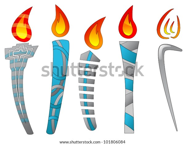 Several torch designs (Abstract)