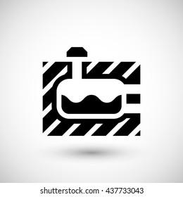 Sewerage tank icon
