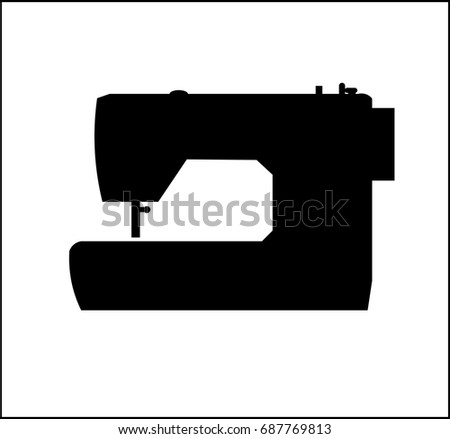 Sewing Machine Vector Stock Vector Royalty Free 40 Awesome Sewing Machine Vector Free