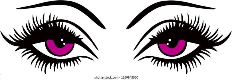 Sexy Eyes Images, Stock Photos  Vectors  Shutterstock-6793