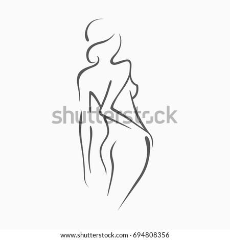 Seksikäs nuori alasti tyttö kuvia
