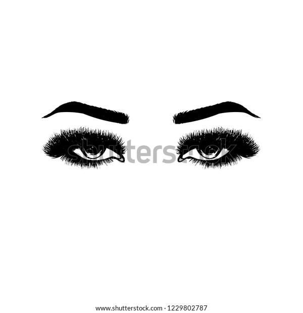 Sexy women eyes