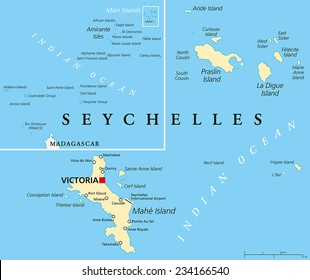 Victoria Seychelles Stock Illustrations Images Vectors Shutterstock