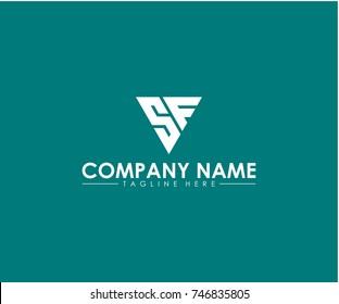 SF logo design