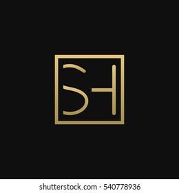 SH logo icon