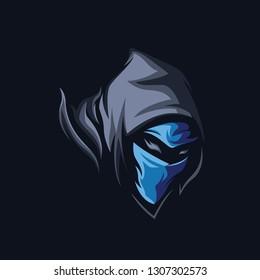 Shadow Ninja : Logo E-Sport Gaming