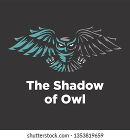 the shadow of owl