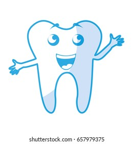 shadow tooth cartoon
