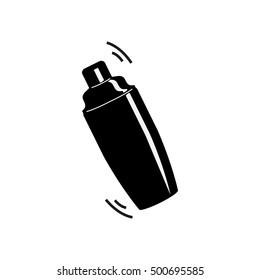 shaker icon - vector illustration.