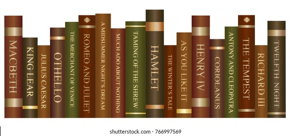 Shakespeare book collection