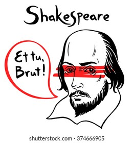 Imágenes fotos de stock y vectores sobre Shakespeare quote