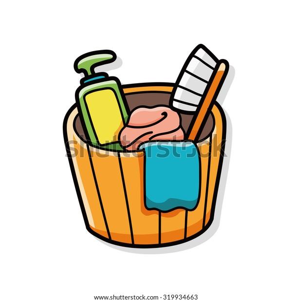 shampoo doodle