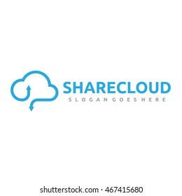 Share Cloud Logo