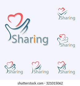 Sharing Logo