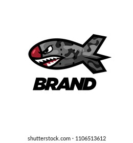 Shark Bomb Logo