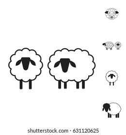 Sheep Logo Images, Stock Photos & Vectors   Shutterstock
