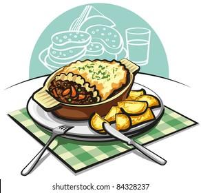 shepherds pie stock illustrations images vectors shutterstock rh shutterstock com