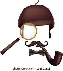 Sherlock Holmes / Detective inventory