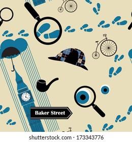 Sherlock Holmes pattern