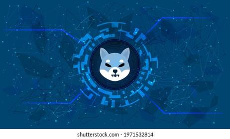 Shiba Inu Crypto-Bilder