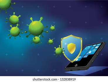 Shield antivirus smart phone