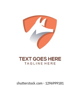 shield fox logo