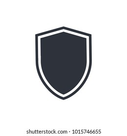shield icon. protection icon vector