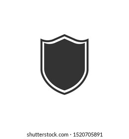 Shield Icon Vector Illustration Eps