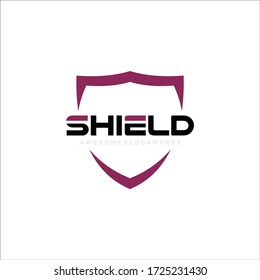 Shield Logo, Guard Logo, Scure Logo Vector Inspiration