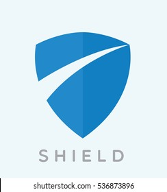 Shield Security Icon Emblem Logo for Security, Power, Protection, Guard, Quality
