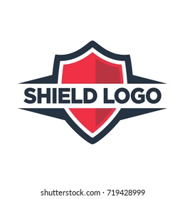 Shield Symbol For Security Company