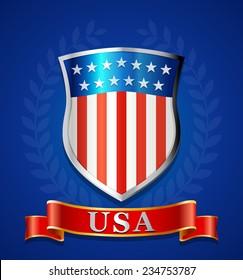 Shield - USA