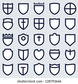 shields set