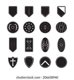 Shields vector set