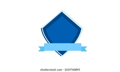 Shiled safety icon vector illustration