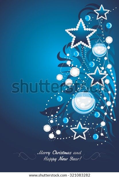 shining-christmas-tree-postcard-vector-6