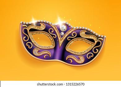 Retro Men Halloween Silver Gold Venetian Mardi Gras Masquerade Party BallRKCA