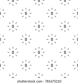 Dollar Sign Pattern Images, Stock Photos & Vectors
