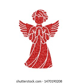 Angel Template Images Stock Photos Vectors Shutterstock