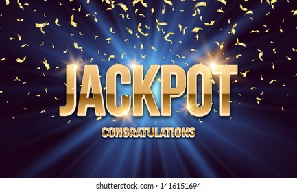 Jackpot Winner Images, Stock Photos & Vectors   Shutterstock