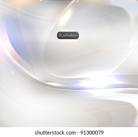 Shiny eps10 abstract background