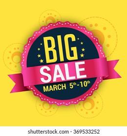 Shiny Sale tags on occasion big festive sale offer.