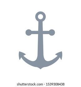 Ship Anchor Icon for Designers