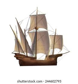 Ship logo vector file