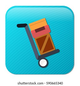 shipping inventory icon