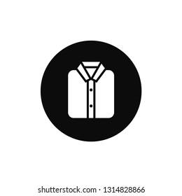 Shirt rounded icon