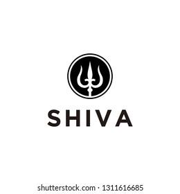 shiva vector logo,shiva modern logo