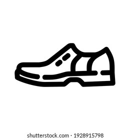 shoes icon or logo isolated sign symbol vector illustration - high quality black style vector icons