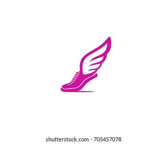 Shoes wing